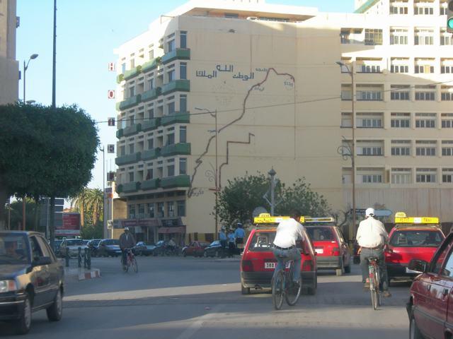 Oujda, Grand hôtel du centre